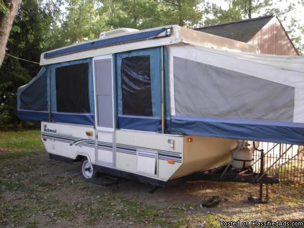 Rockwood Pop Up Camper Rvs For Sale