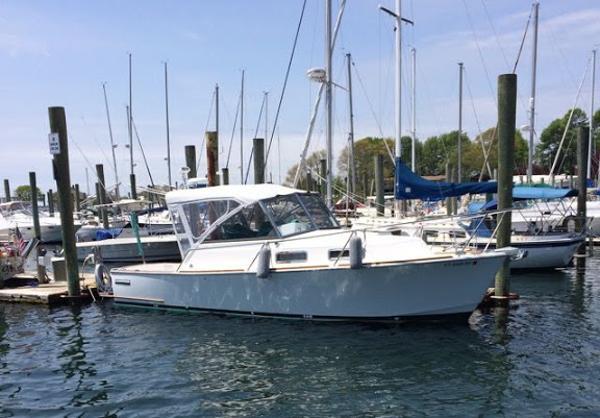 2001 Legacy Yachts 28