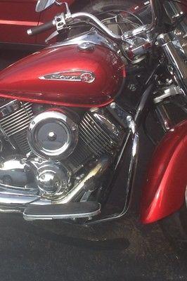 Yamaha : V Star Motorcycle