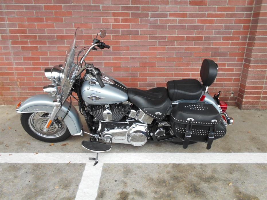 2011 Harley-Davidson Softail Fat Boy Lo FLSTFB