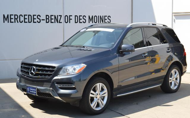 mercedes benz m class cars for sale in iowa. Black Bedroom Furniture Sets. Home Design Ideas