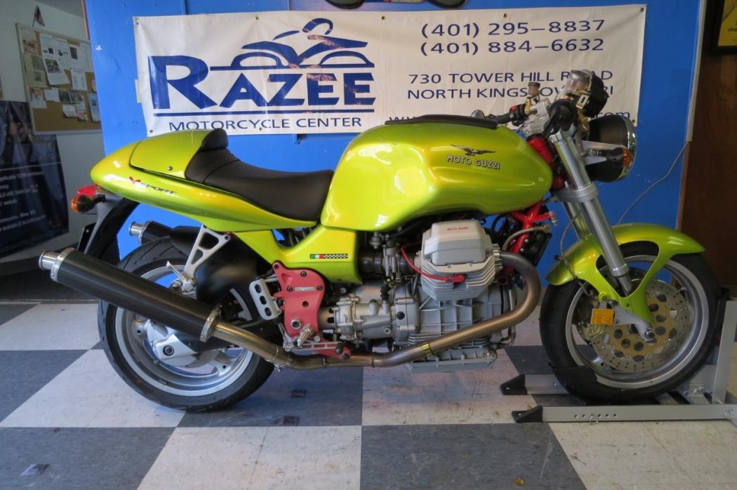 guzzi v11 sport motorcycles for sale. Black Bedroom Furniture Sets. Home Design Ideas