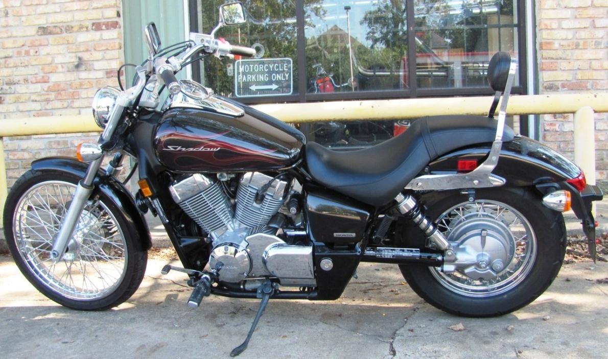 honda shadow spirit motorcycles for sale in houston texas. Black Bedroom Furniture Sets. Home Design Ideas