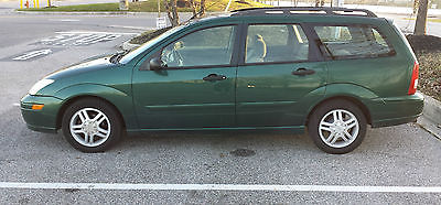 Ford : Focus SE Wagon 4-Door 2001 ford focus station wagon maryland state inspected everything works