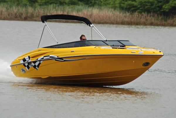 2007 Crownline 21 SS LPX