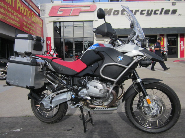 bmw r1200gs adventure 30th anniversary edition low miles motorcycles for sale. Black Bedroom Furniture Sets. Home Design Ideas