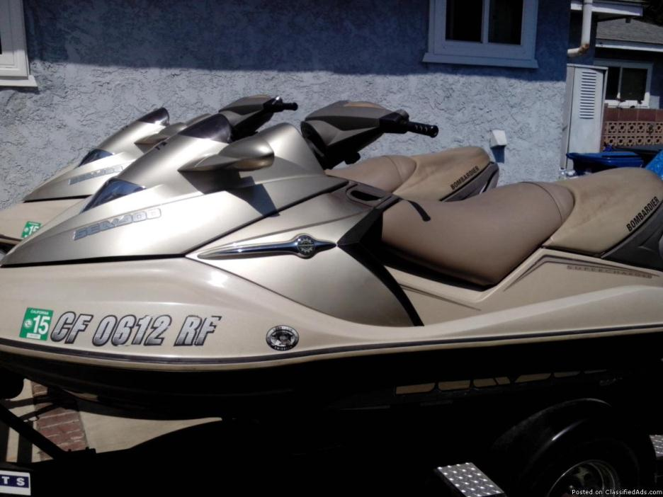 Kelly Blue Book For Boats >> Sea Doo Gtx 4 Tec Supercharged Limited Boats for sale