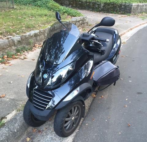 2009 Piaggio Bv 250