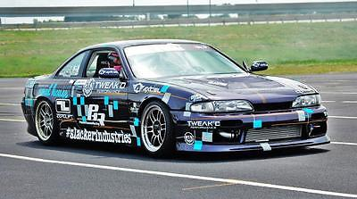 Nissan : 240SX Base Coupe 2-Door 1995 nissan 240 sx proam drift car