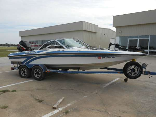 Pro craft boats for sale in norman oklahoma for Procraft fish and ski