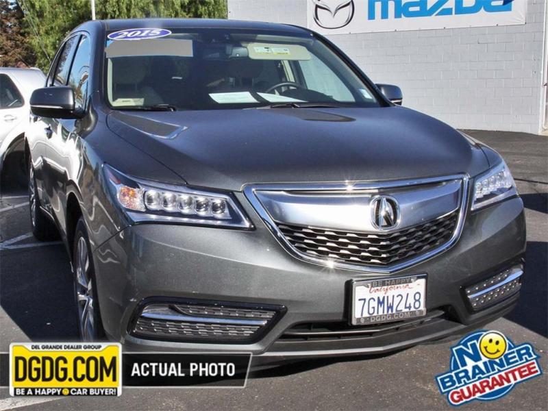 2015 Acura MDX 4D Sport Utility 3.5L Technology Package