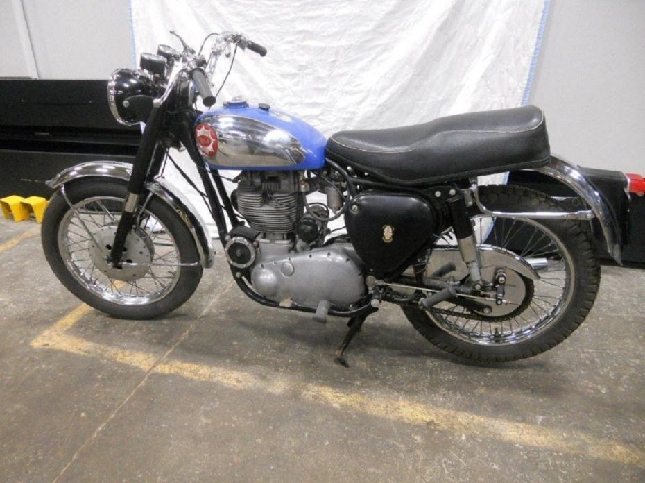 1959 BSA Gold Star