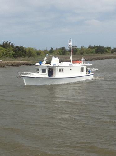 1955 Bryden 42 Custom Trawler