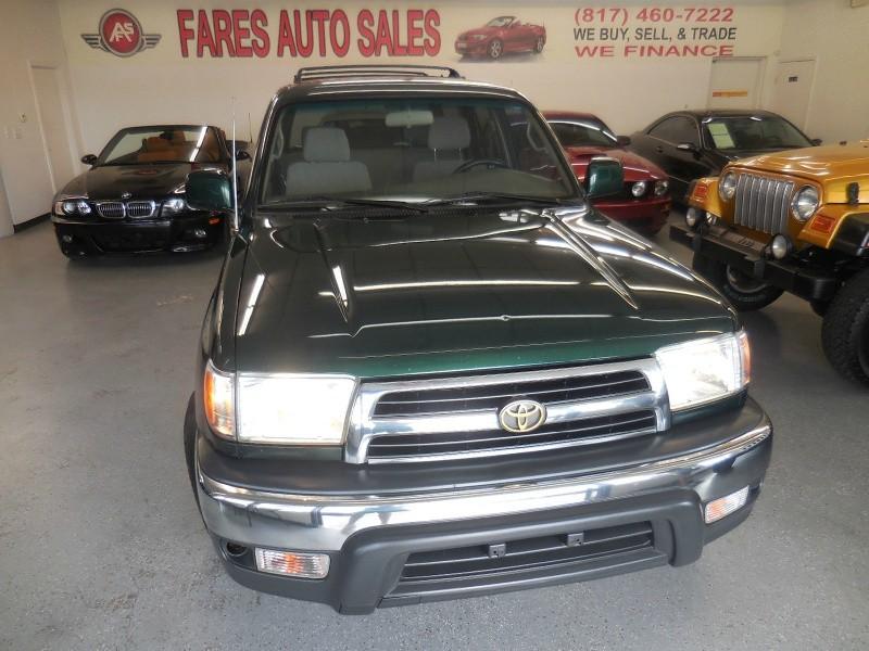 1999 Toyota 4Runner 4dr SR5 3.4L Auto