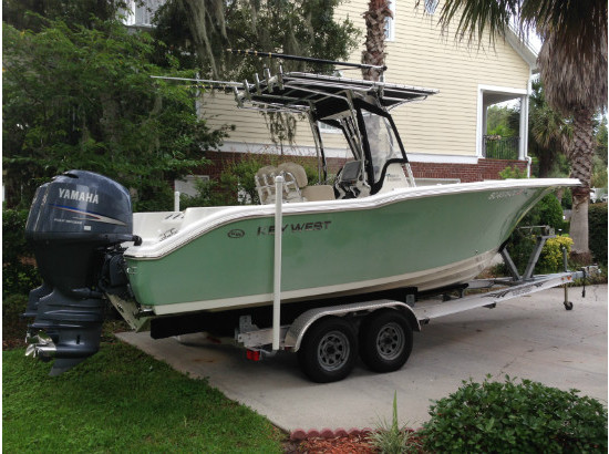 2010 Key West 244 CC