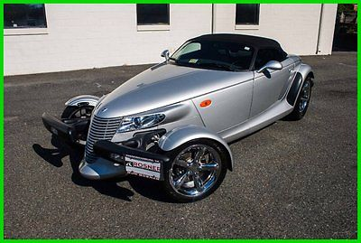 Plymouth : Prowler 2000 Silver Metallic Plymouth Prowler, Low Miles 2000 plymouth prowler in silver metallic over gray only 5 k miles