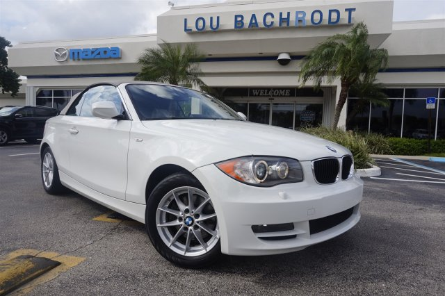 2011 BMW 128 i Pompano Beach, FL