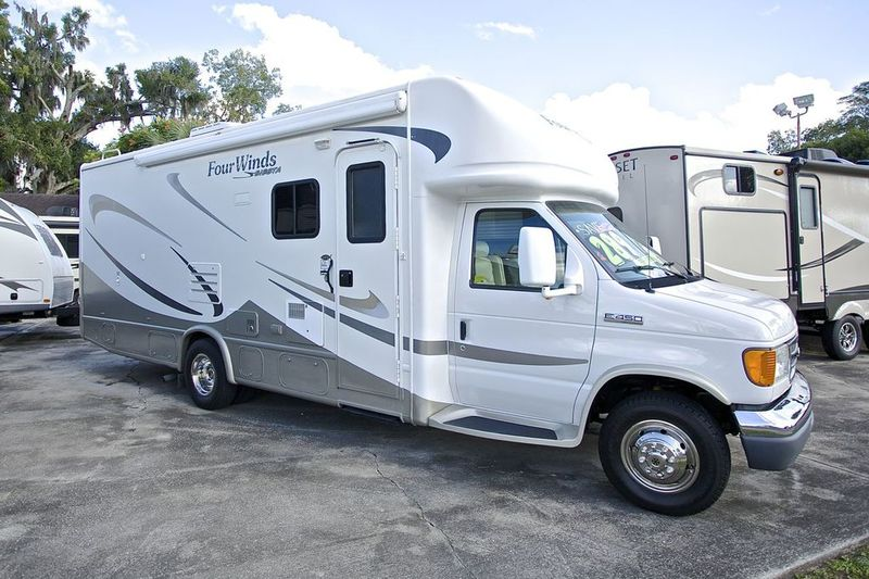 Four Winds Siesta 26be Rvs For Sale