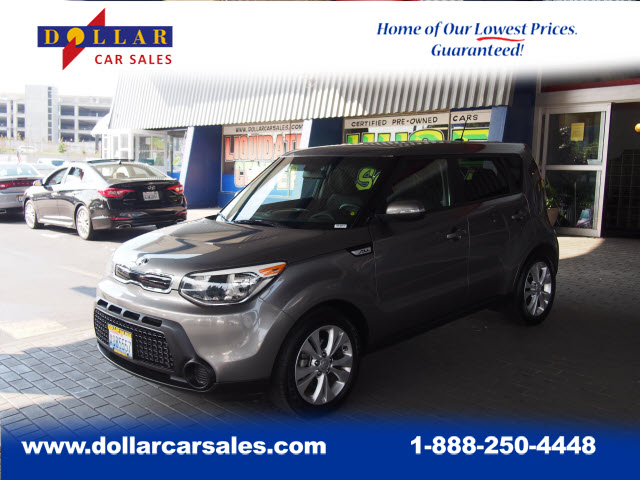 2014 Kia Soul + Seattle, WA