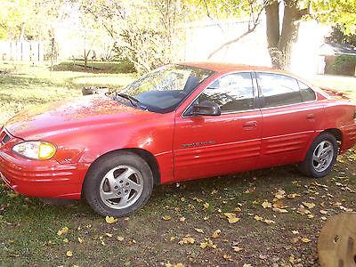 Pontiac : Grand Am SE Sedan 4-Door Pontiac Grand Am auto. 6cyl '00 sedan;great body,lower miles needs strut