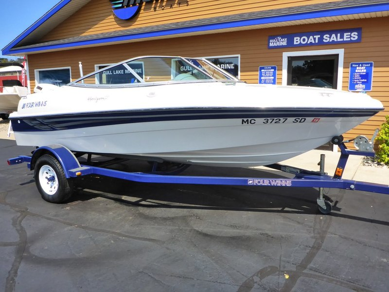 2000 Four Winns Horizon 170 Outboard