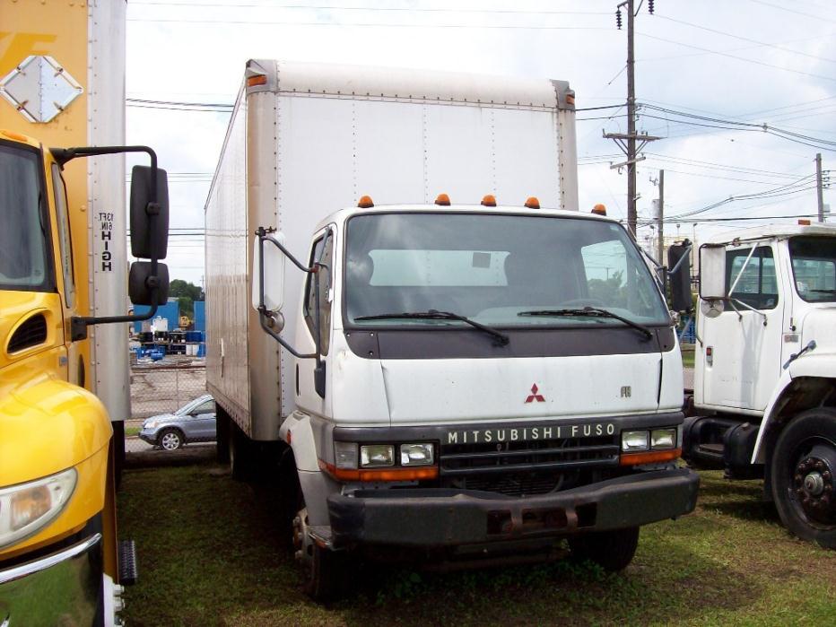 2001 Mitsubishi Fuso Fh