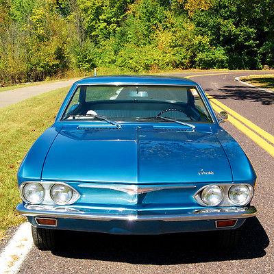 Chevrolet : Corvair Corsa 1965 chevrolet corvair corsa desirable corsa model recent restoration