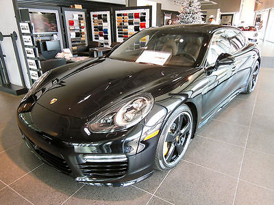 Porsche : Panamera EXCLUSIVE PANAMERA EXCLUSIVE #40 OF 100 WORLDWIDE! ONLY ONE IN THIS COLOR