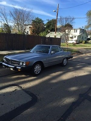 Mercedes-Benz : 300-Series Base Convertible 2-Door 1981 mercedez benz 380 sl convertible