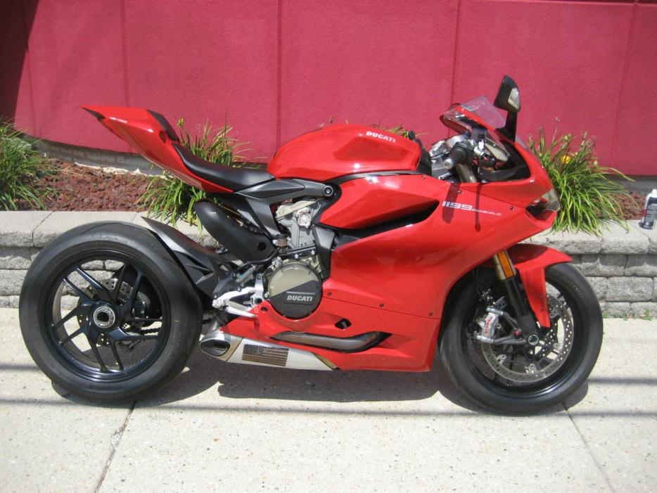 Ducati 1199 Panigale Motorcycles For Sale In New Hampshire