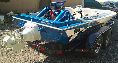 2001 CARRERA ECLIPSE JET BOAT SUPER MINT RERIGGED 170 ORIGINAL HOURS MUST SEE