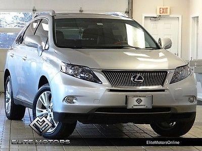 Lexus : RX Base Sport Utility 4-Door 2011 lexus