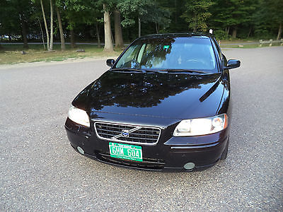 Volvo : S60 2.5T Sedan 4-Door 2006 volvo s 60 2.5 t sedan 4 door 2.5 l in very nice overall cond auto trans
