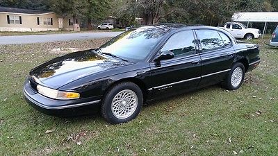 Chrysler : LHS Base Sedan 4-Door 1997 chrysler lhs 3.5 l v 6 a t loaded