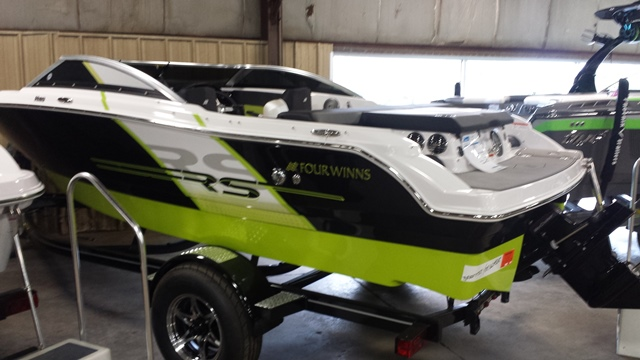 2015 Four Winns RS H180RS