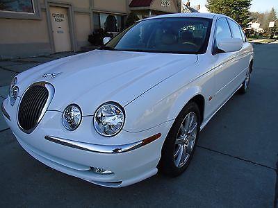 Jaguar : S-Type 4.0L V8 4.0 l v 8