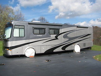 2004 Holiday Rambler Endeavor PBDD 38ft Diesel Class A RV Coach Motorhome!