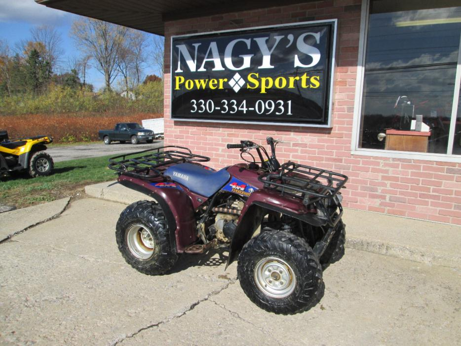 1995 yamaha timberwolf 250 motorcycles for sale for Yamaha collinsville il