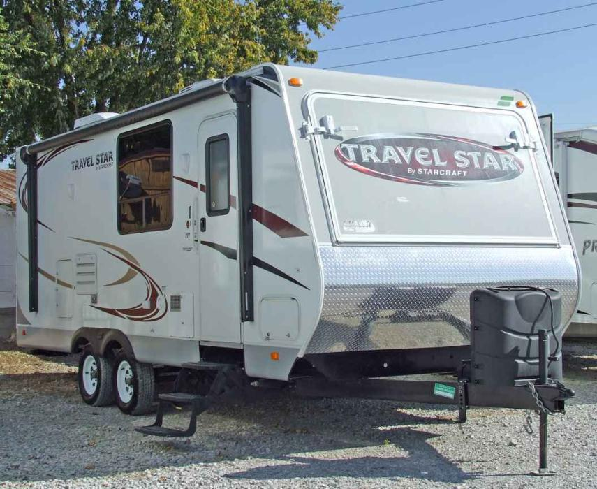 2014 Starcraft Travel Star Expandable 227CKS