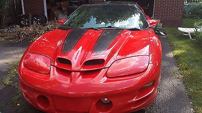Pontiac : Firebird Black 2001 pontiac firebird