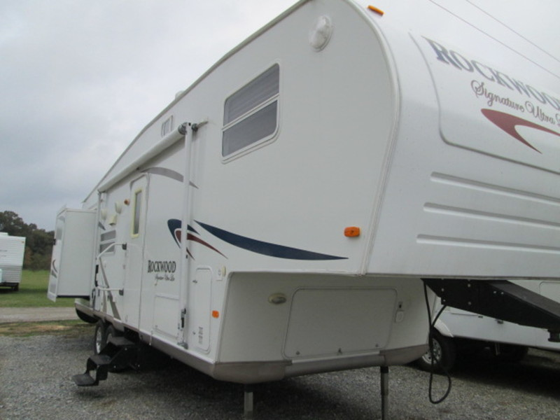 2008 Rockwood SIGNATURE SERIES 8288SS
