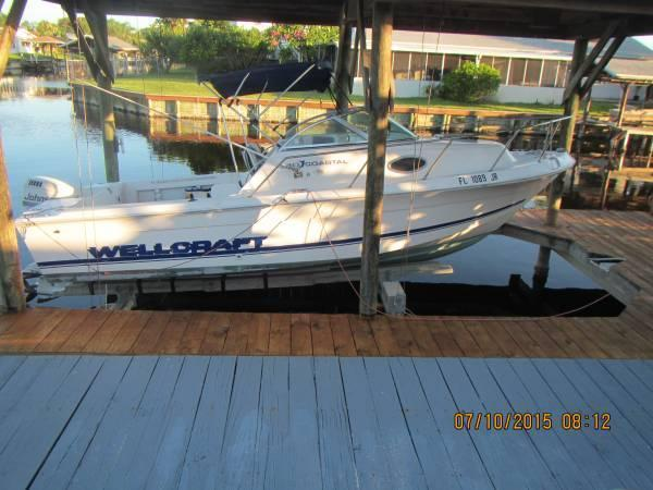 21' 1997 Wellcraft 210 Coastal