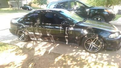 Honda : Civic EX Coupe 2-Door 1994 civic
