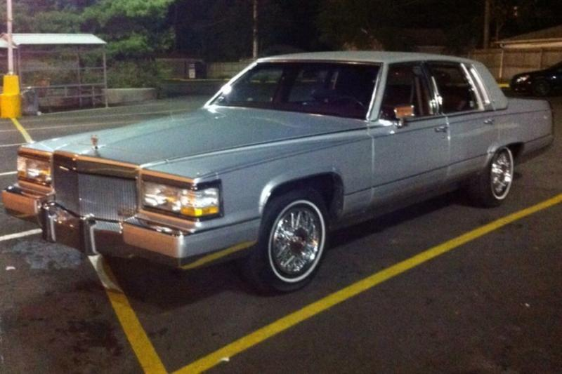 Cadillac Fleetwood Brougham 1991 Cars for sale