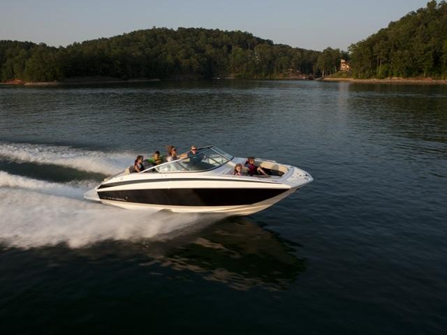 2015 Regal Deck Boat 24 Fasdeck