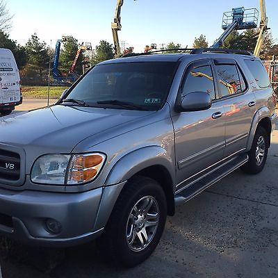 toyota sequoia cars for sale in new jersey. Black Bedroom Furniture Sets. Home Design Ideas