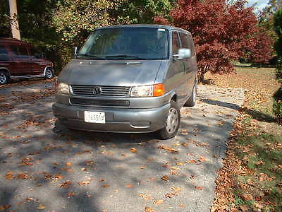 Volkswagen : EuroVan VR6 Mini Passenger Van 3-Door 2000 volkswagen vw eurovan handicap equipped