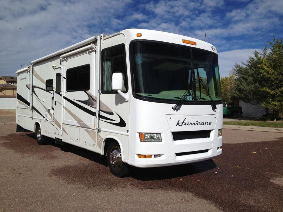 Four Winds Hurricane 35c Rvs For Sale
