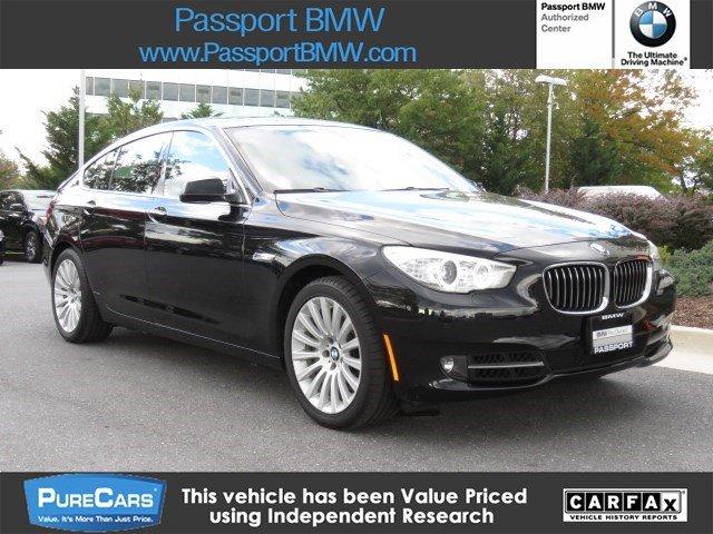 2013 BMW 535 Gran Turismo i xDrive Suitland, MD