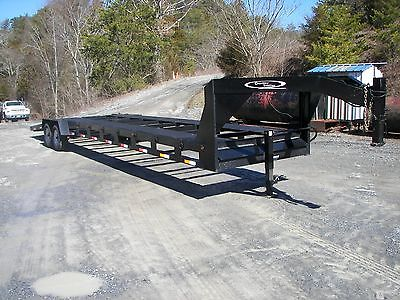 2016 Quality 35 1/2' two car trailer